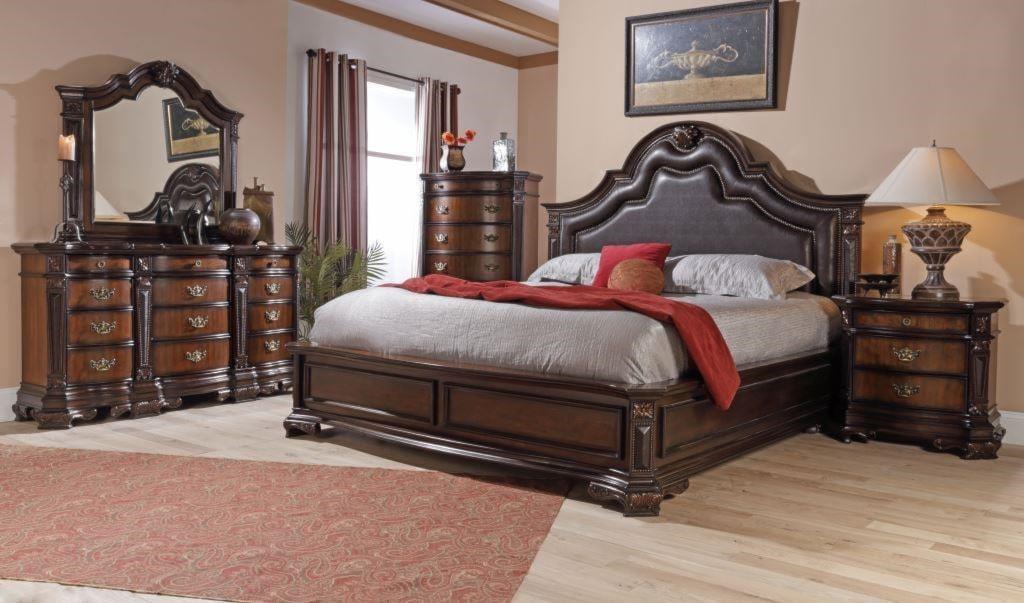 Lifestyle JadeQueen 6-Piece Bedroom Group