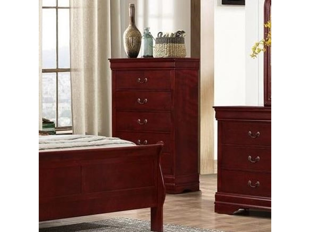 Lifestyle 49375 Drawer Chest