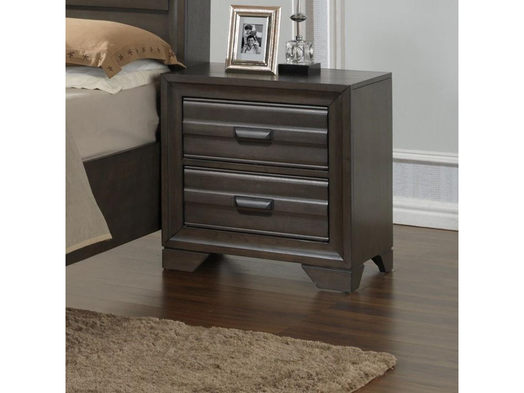 Lifestyle 5236A2 Drawer Nightstand