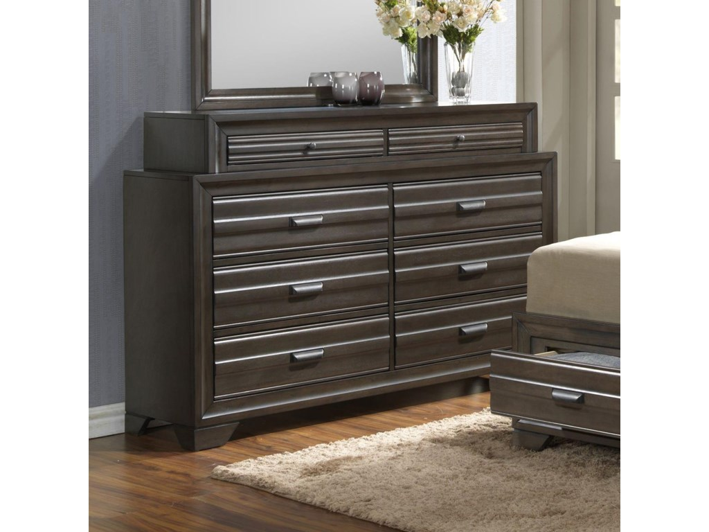 Lifestyle 5236A8 Drawer Dresser
