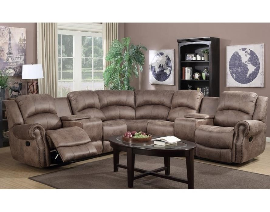 5530s Casual Sectional Sofa By Lifestyle