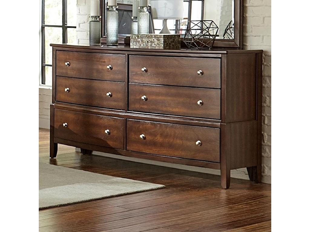 Lifestyle 58176-Drawer Dresser