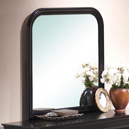 Lifestyle 5934 Traditional Dresser Mirror