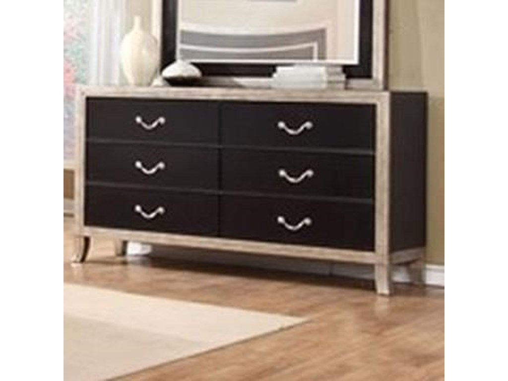 Lifestyle Natalia6 Drawer Dresser
