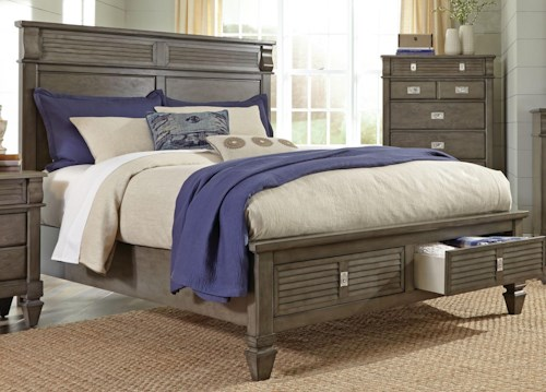 Lifestyle 6204G Queen Bed