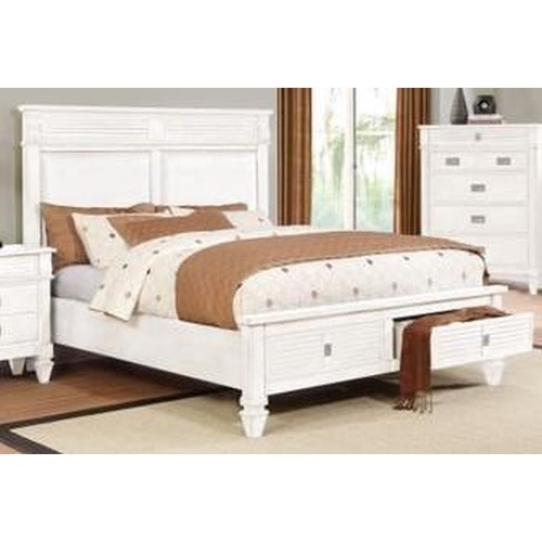 Lifestyle 6204W King Bed