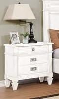Lifestyle 6204W Nightstand