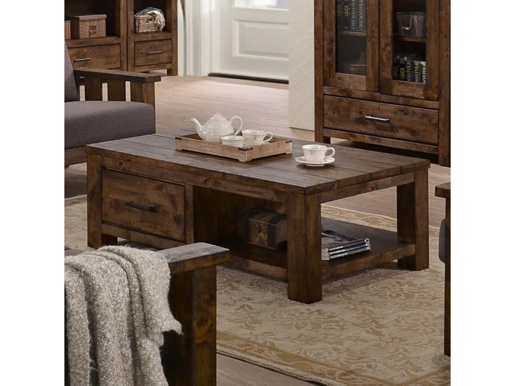 Lifestyle 6377Coffee Table