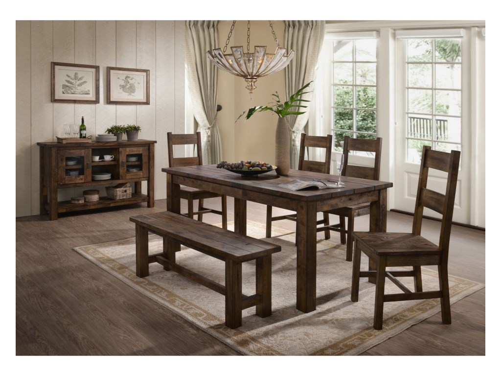 Lifestyle KristenCasual Dining Room Group