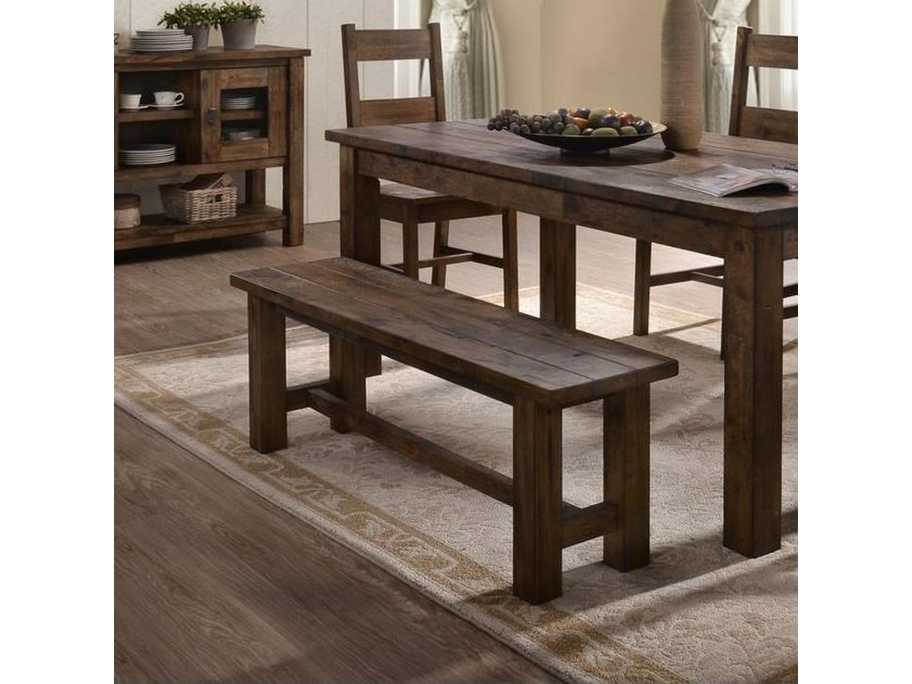 Lifestyle 6377DDining Bench