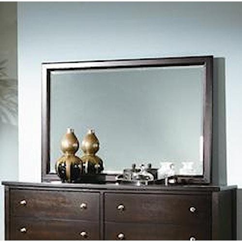 Lifestyle 7185A Dresser Landscape Mirror