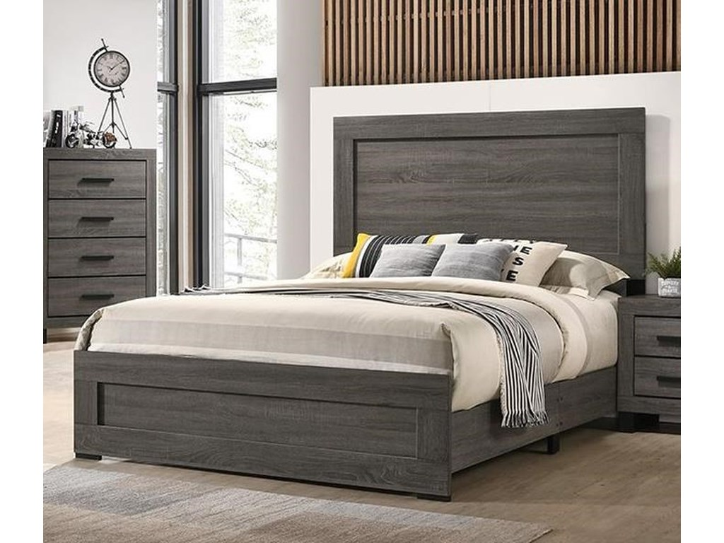 Lifestyle 8321Full Panel Bed