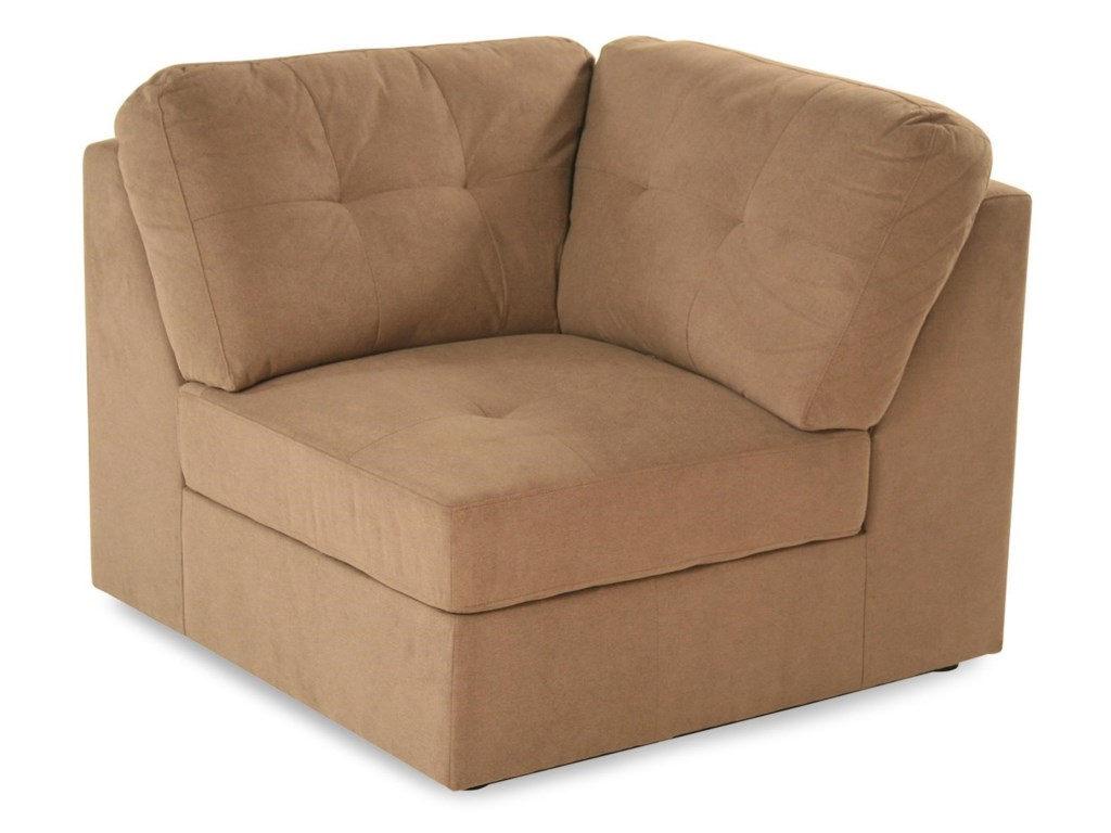 Lifestyle Sabrina: TaupeCorner Chair