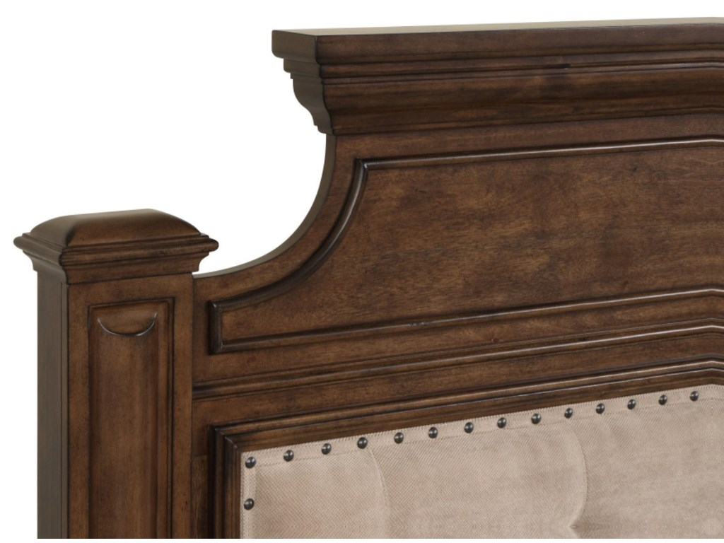 Lifestyle AmberQueen Upholstery Storage Bed