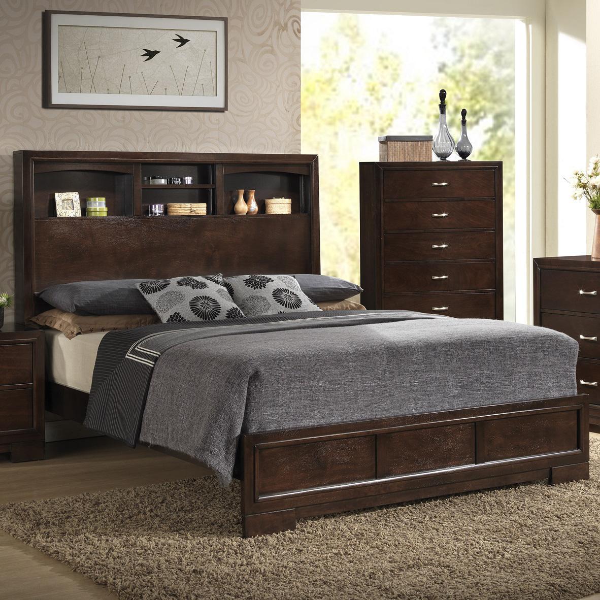 Bookie Queen Bookcase Bed