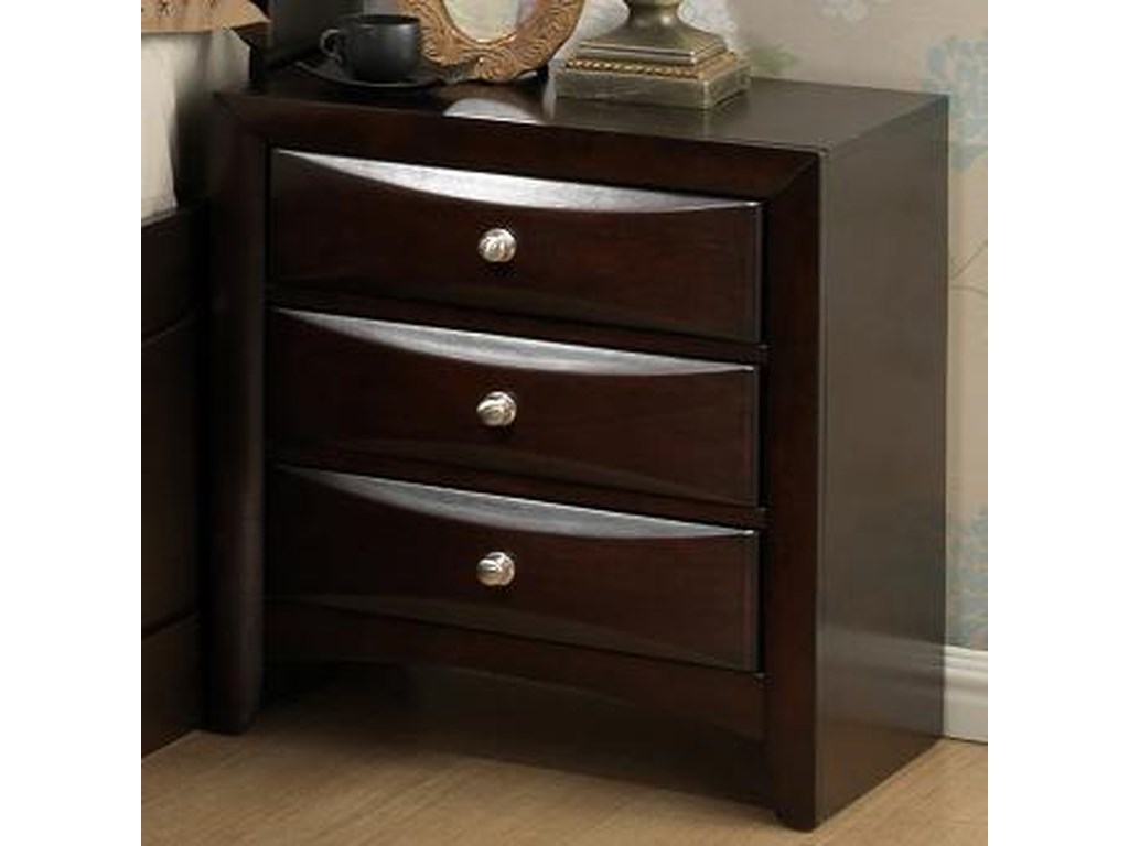 Alex Express Life C0172Nightstand