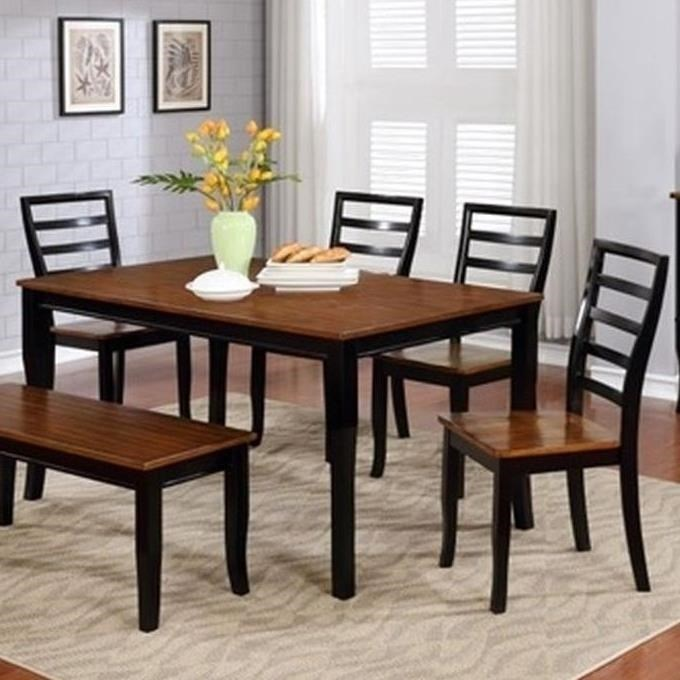 Lifestyle DuetDining Table And Four Chairs ...