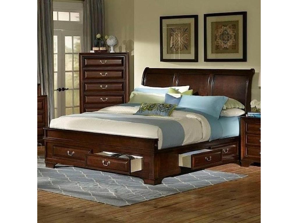 Lifestyle MillieQueen Storage Bed
