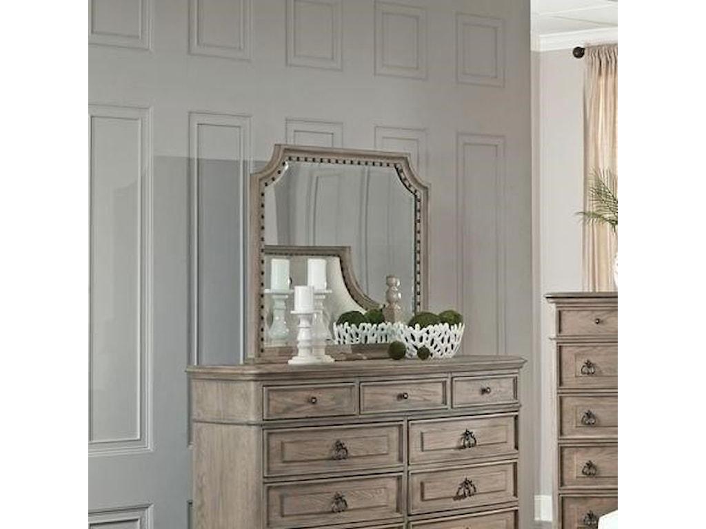 Lifestyle PearlDresser Mirror