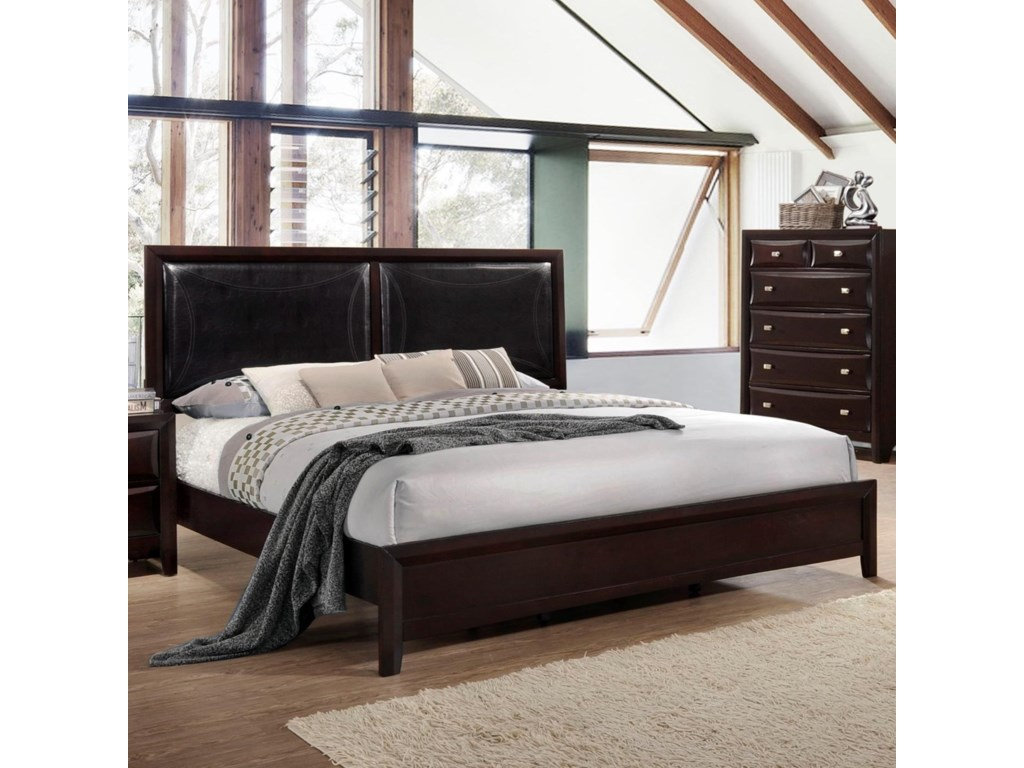 Lifestyle JessgalKing Platform Bed