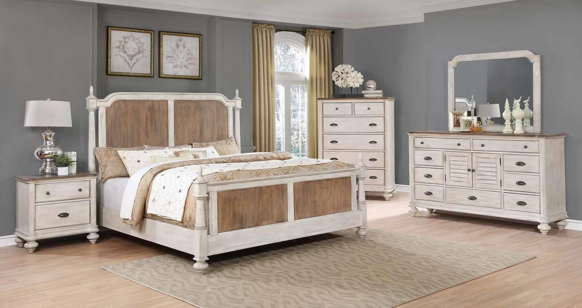 Lifestyle Harlow4PC Queen Bedroom Set