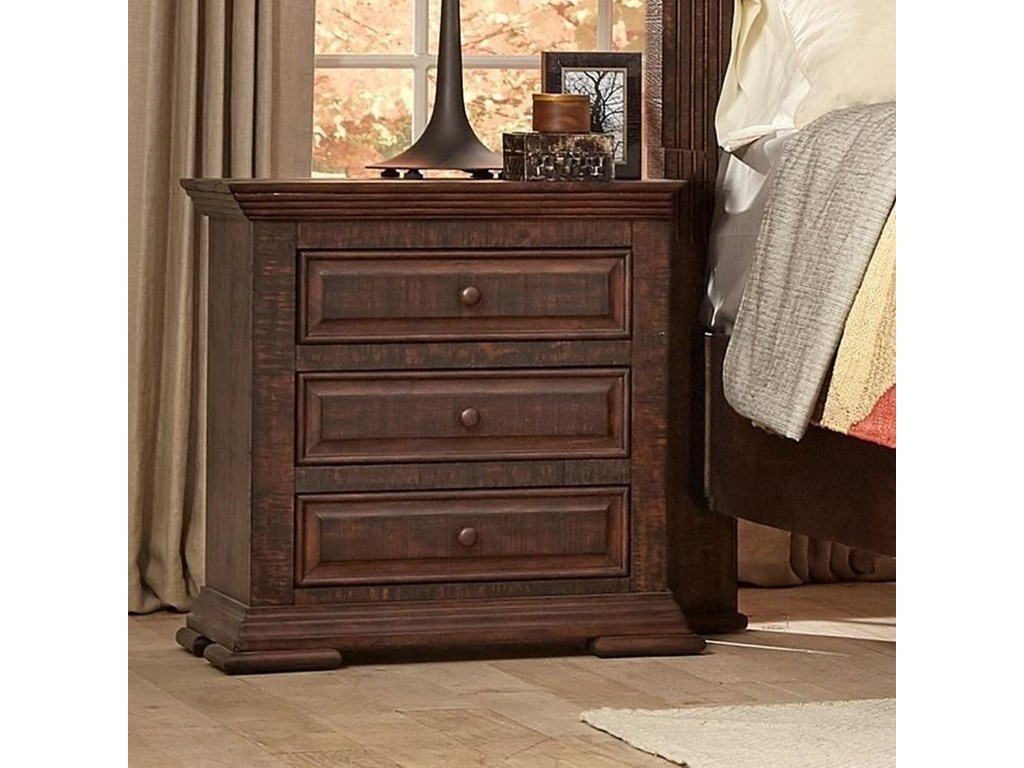 Lifestyle JohnsonNightstand
