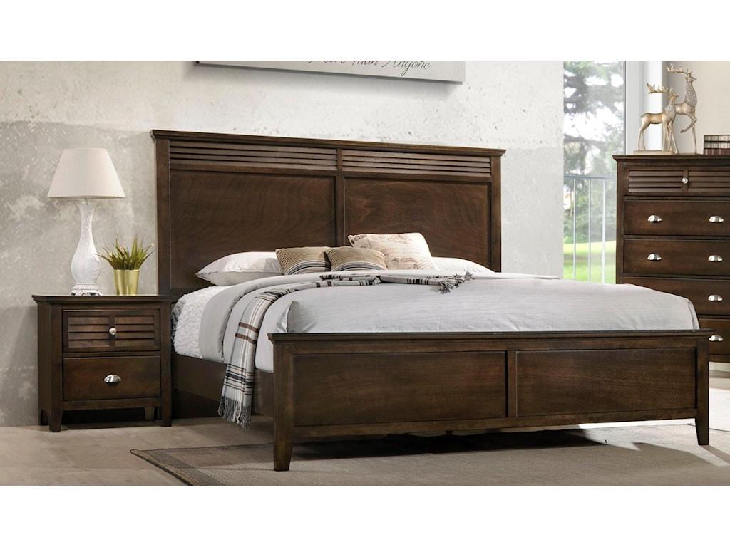 Lifestyle C7313Full Bed