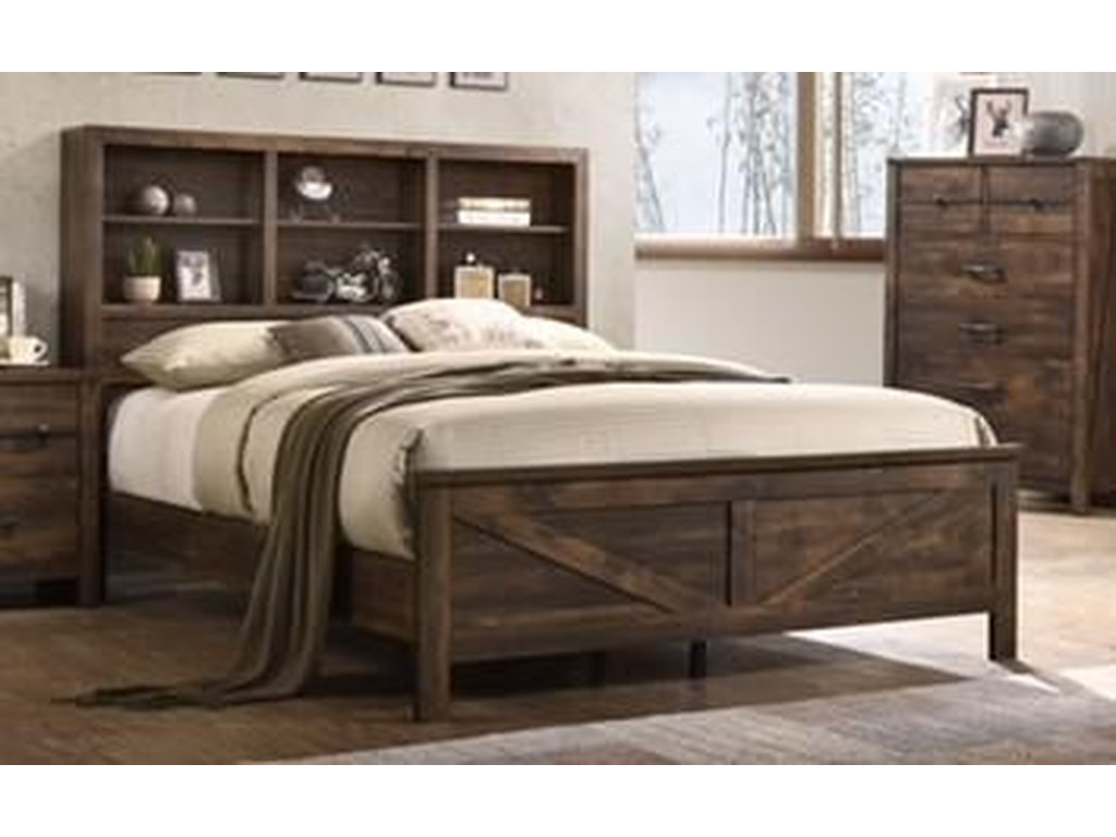 Lifestyle c8100a king bed