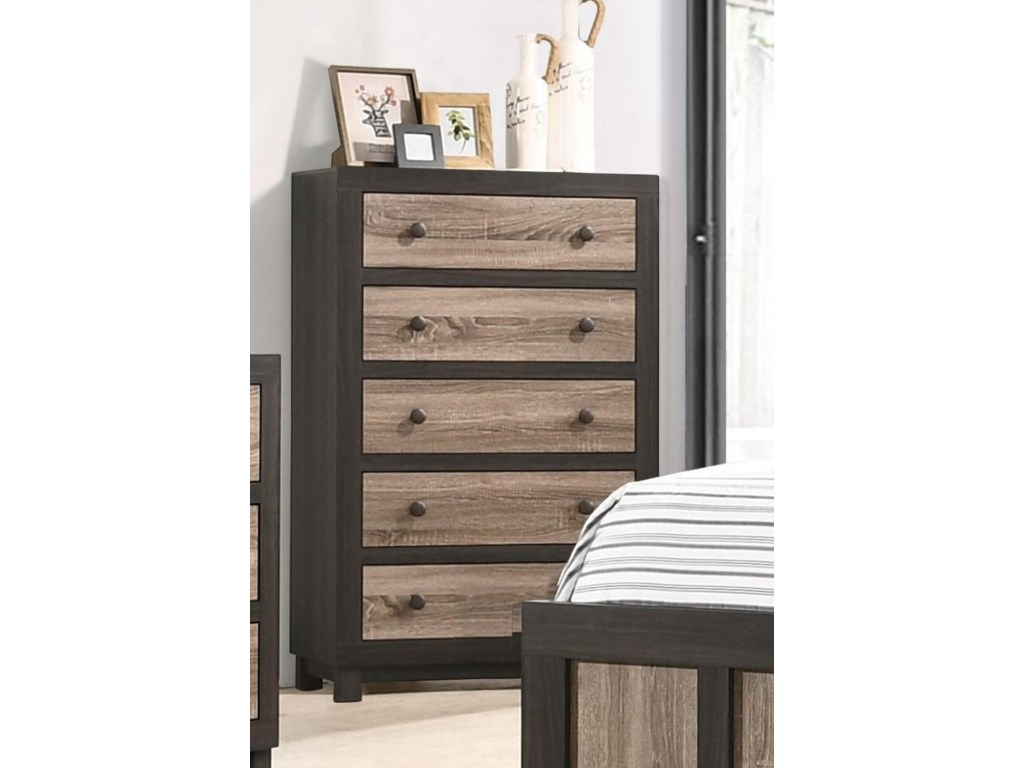 Lifestyle C8118A5 Drawer Chest