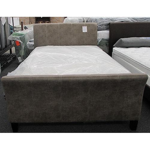 Lifestyle C9295 Full Mushroom Bed