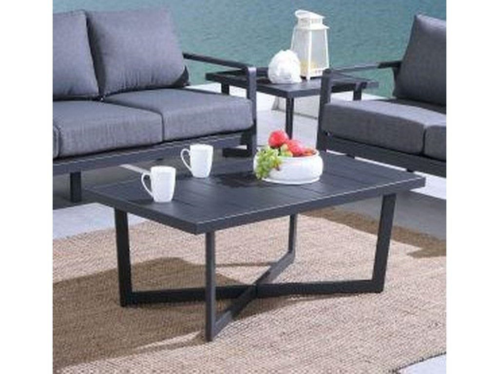 Lifestyle COD827Patio End Table