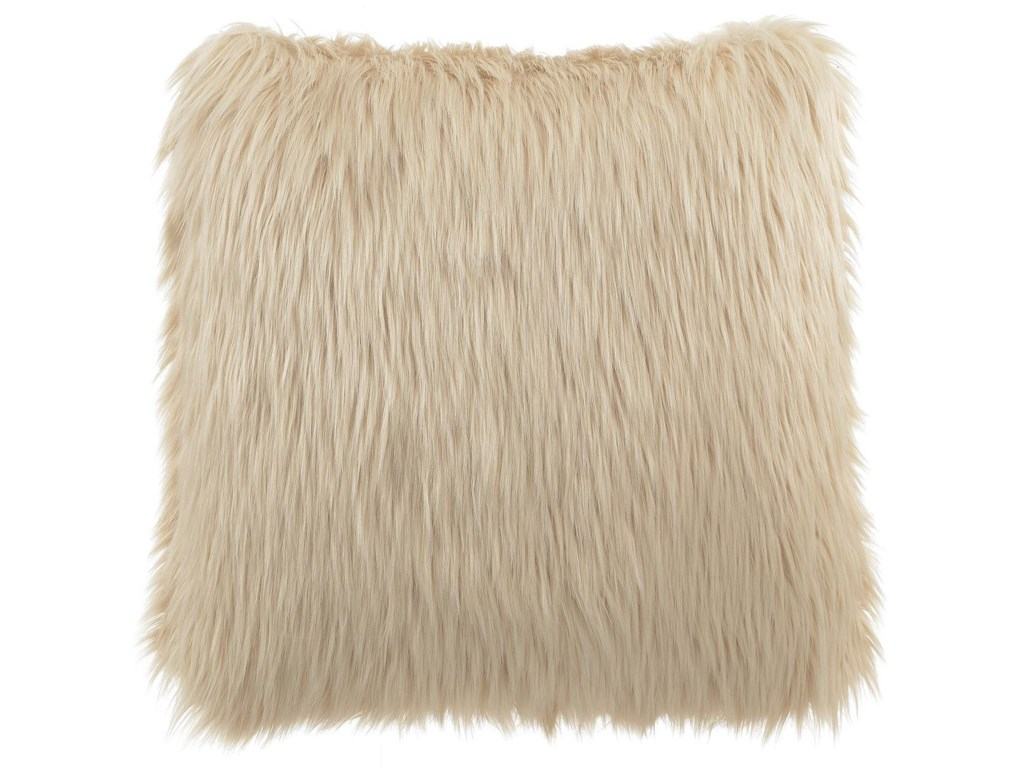 Lifestyle GPILABlush Faux Fur Pillow