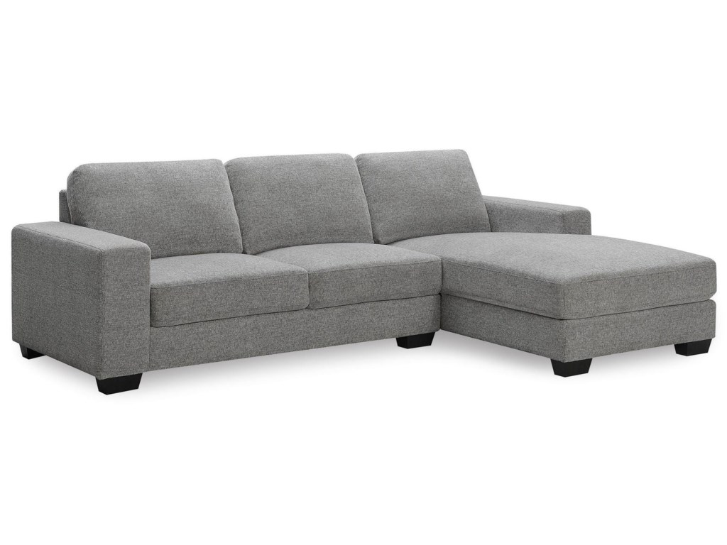 Elements I 2PC Chaise Sectional