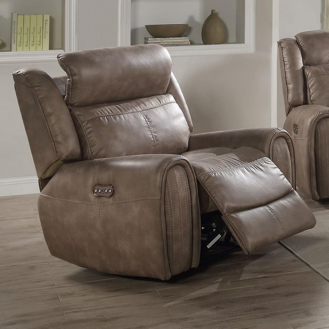 Incroyable Lifestyle U61493Power Recliner With Power Headrest ...