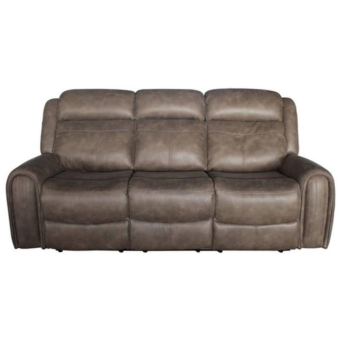 Lifestyle U61493Power Motion Sofa With 2 Power Headrests ...