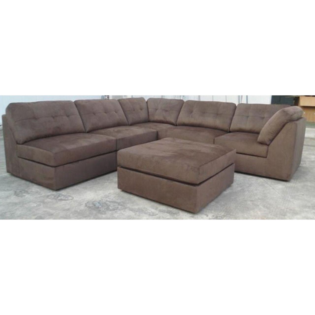 Lifestyle U9377 Casual Sectional Sofa