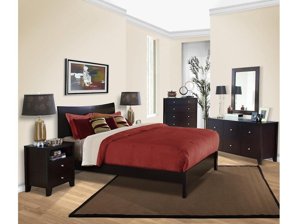 Lifestyle Solutions CanovaDrawer Dresser