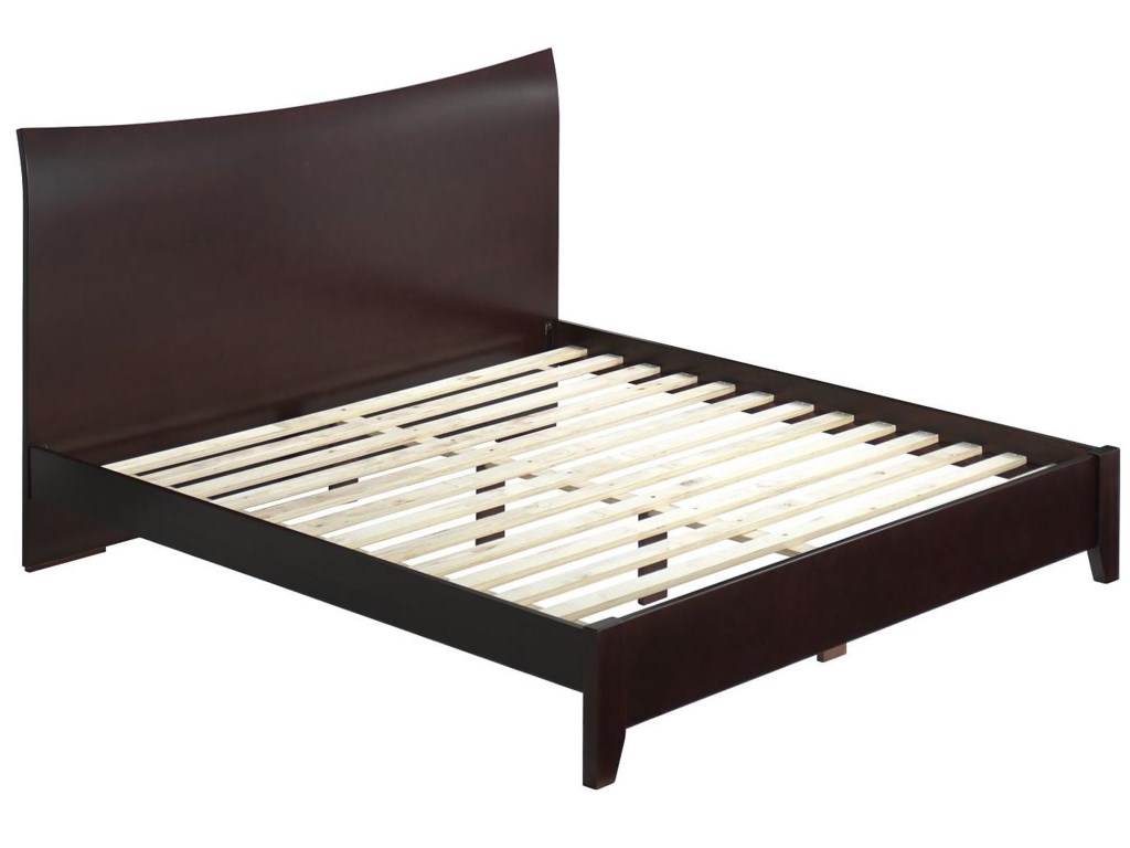 Lifestyle Solutions CanovaCalifornia King Headboard Bed