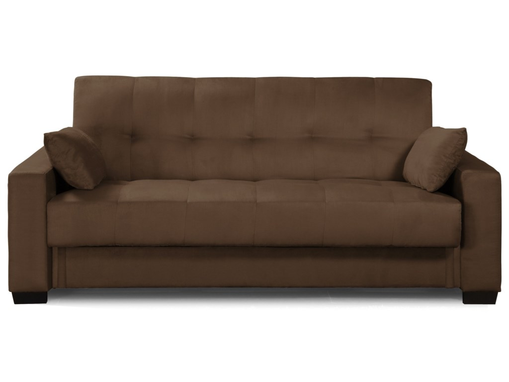 Lifestyle Solutions Casual ConvertiblesBailey Convertible Sofa