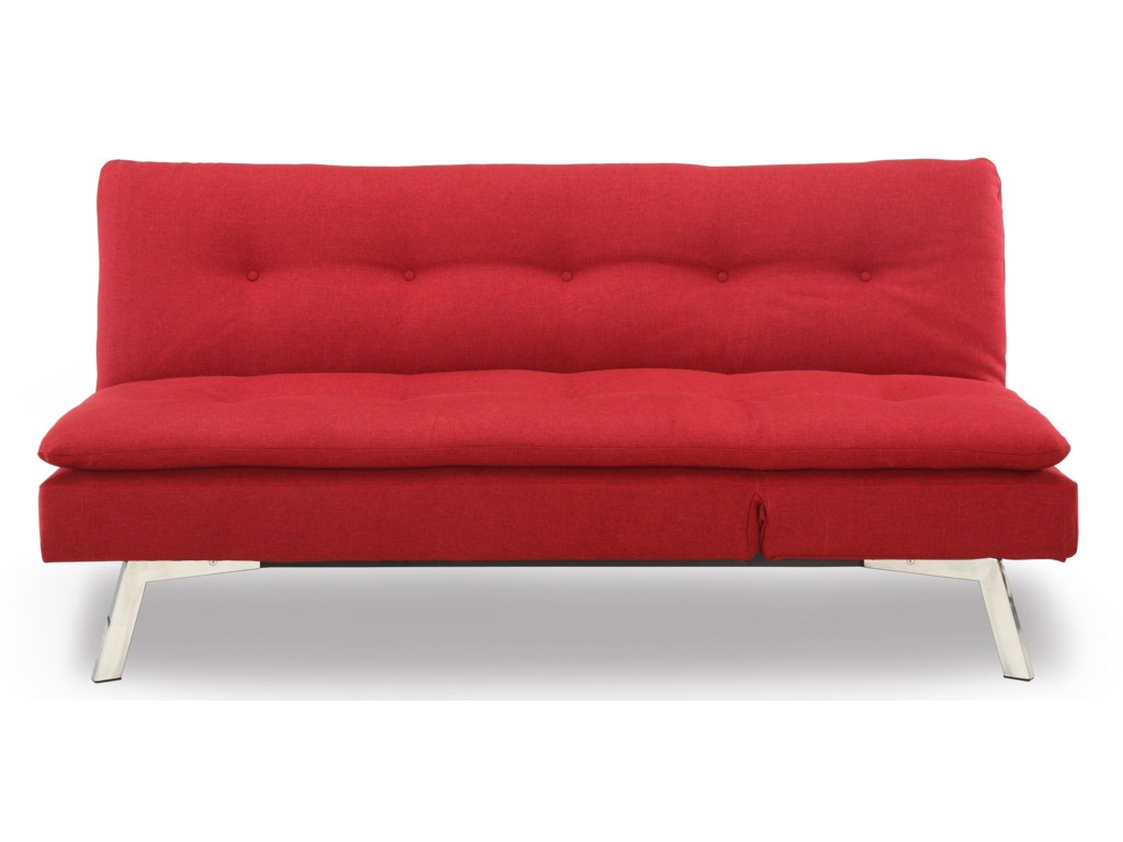 Lifestyle Solutions Casual ConvertiblesShelby Convertible Sofa