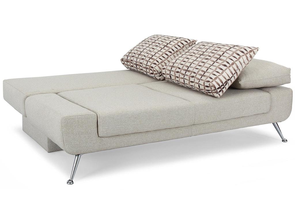Lifestyle Solutions Casual ConvertiblesAmanda Convertible Sofa