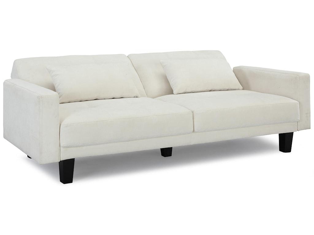 Lifestyle Solutions Casual ConvertiblesRomeo Convertible Sofa