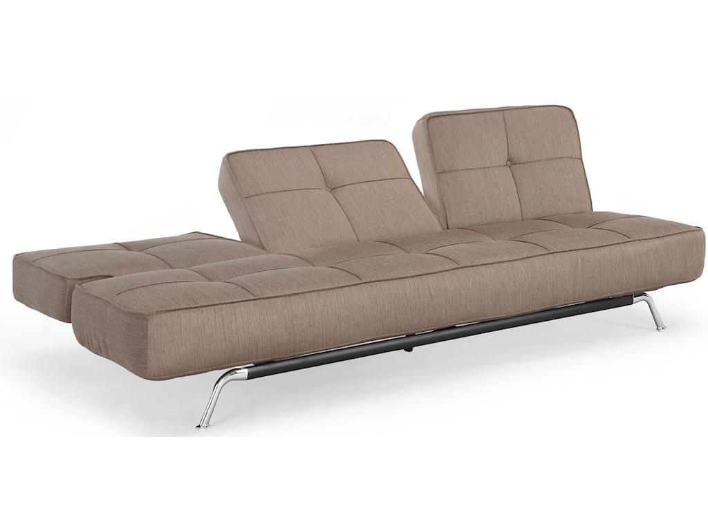 Lifestyle Solutions Casual ConvertiblesBari Convertible Sofa