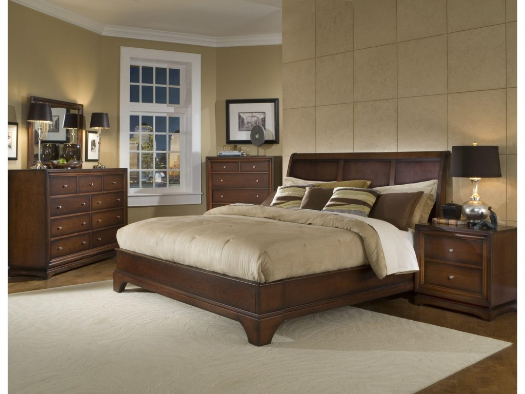 Lifestyle Solutions HamptonQueen Bed
