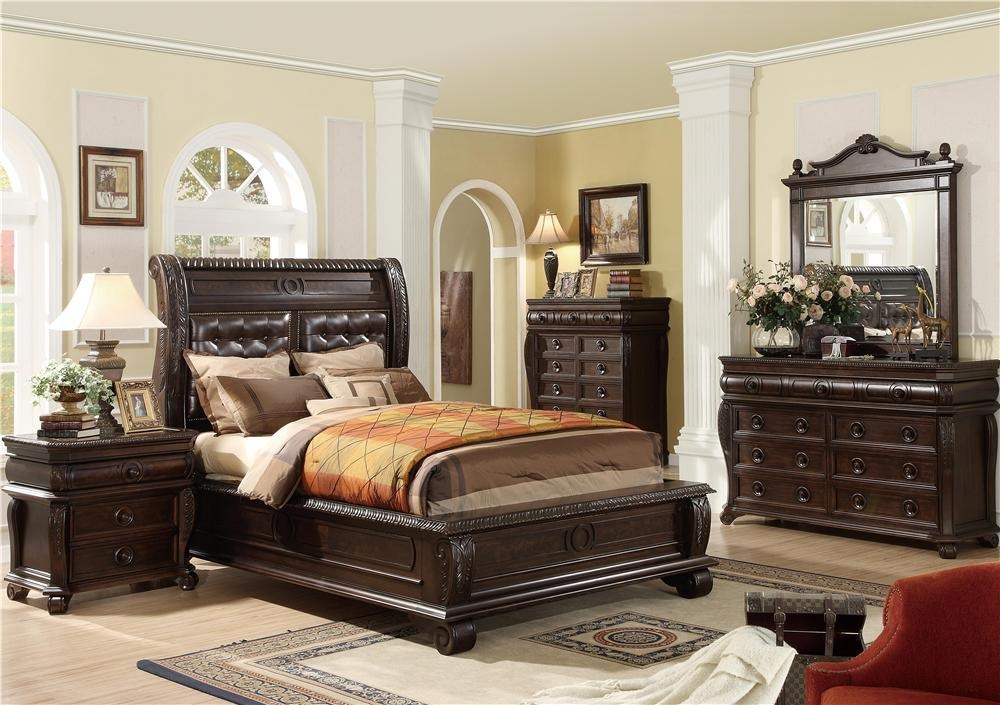 Home Insights Hillsboro4 Piece Queen Bedroom