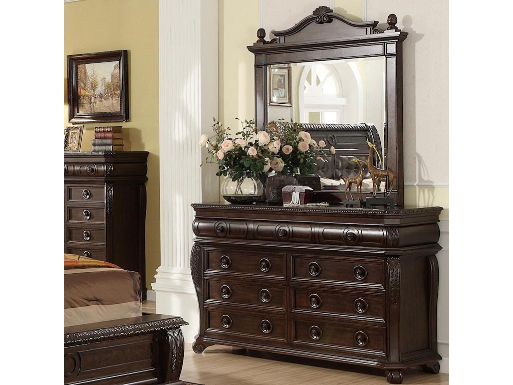 Home Insights B2160Landscape Mirror