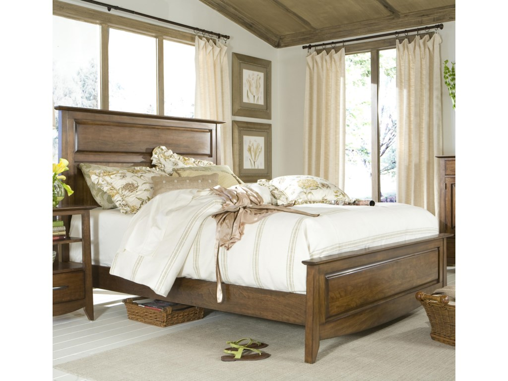 Linwood Furniture Baisley ParkKing Panel Bed