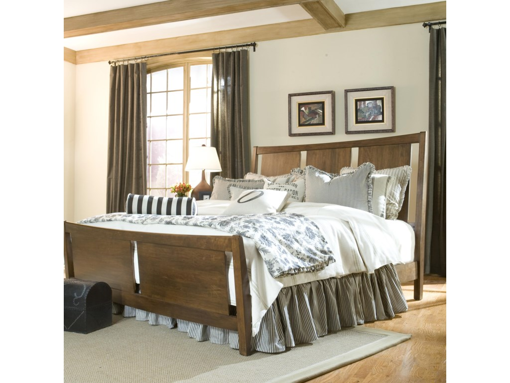 Linwood Furniture Baisley ParkQueen Sleigh Bed