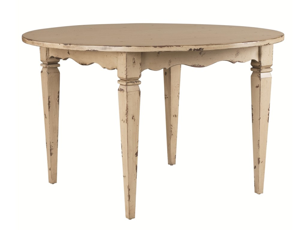 Linwood Furniture Modern BungalowRoung Table