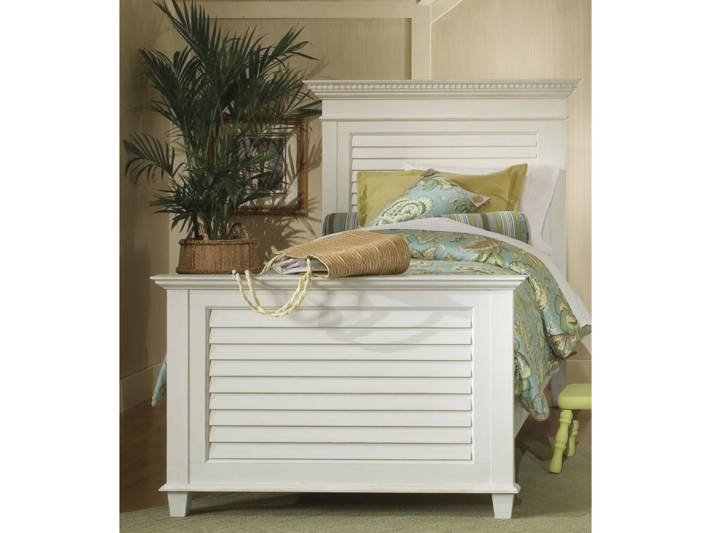 Linwood Furniture Villages of Gulf BreezeTwin Panel Bed